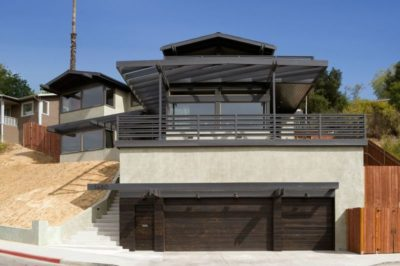 Vue d'ensemble - Lopez-House par Martin Fenlon - Los Angeles, USA