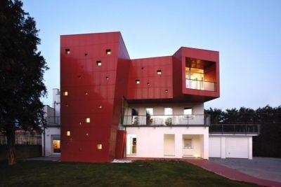 Vue d'ensemble - Villa-Nesi par Archisbang Architects - Ivrea, Italie