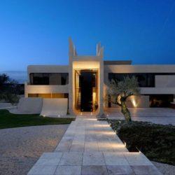 Vue d'ensemble illuminée - Designs-Sculptural par A-Cero - Madrid, Espagne