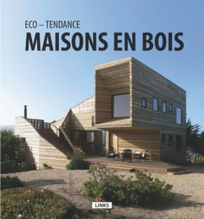 livre eco tendance maisons en bois par carles broto i comerma construire tendance. Black Bedroom Furniture Sets. Home Design Ideas
