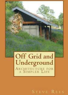[livre] Off-grid and underground par Steve Rees