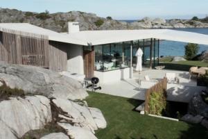 Lund hagem construire tendance - La contemporaine villa k dans les collines de nagano au japon ...