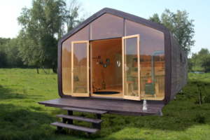 В Нидерландах собираются строить картонные дома