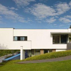 Accès arrière résidence - Home-Reutlingen par Alexander Brenner - Reutlingen,  Allemagne