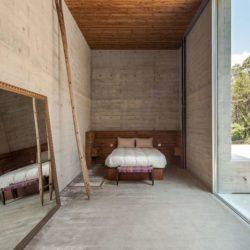 Chambre - Geres-House par Carvalho Araujo - Vieira do Minho, Portugal