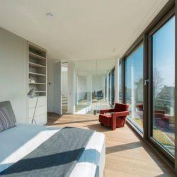 Chambre principale - Flexhouse par Evolution Design - Meilen, Suisse
