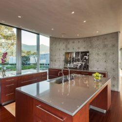 Cuisine   - California-home  par nma-architects - Californie, USA