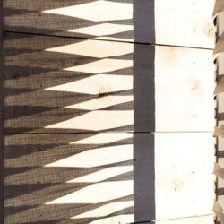 Façade bois contemporaine - Amagansett-Dunes par Bates Masi - Amagansett, USA