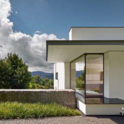Façade entrée - Home-Reutlingen par Alexander Brenner - Reutlingen,  Allemagne