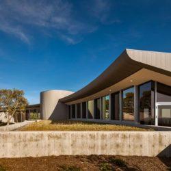Façade jardin & ouvertures vitrées  California-home  par nma-architects - Californie, USA