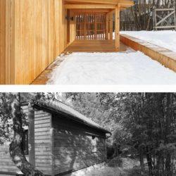 Jardin été & jardin hiver - House-Tarusa par Project905 - Tarusa, Russie