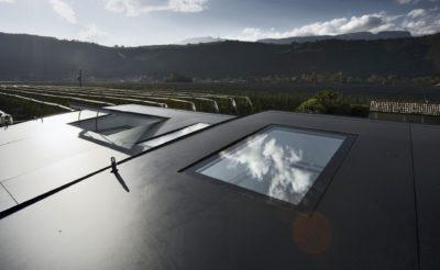 Ouvertures vitrées - Mirror-Houses par Peter Pichler - Bolzano, Italie