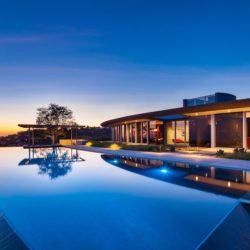 Piscine & vue imprenable - California-home  par nma-architects - Californie, USA