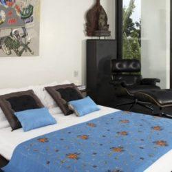 Quatrième Chambre & accès terrasse balcon - Villa-Yin - iles Adaman (3)
