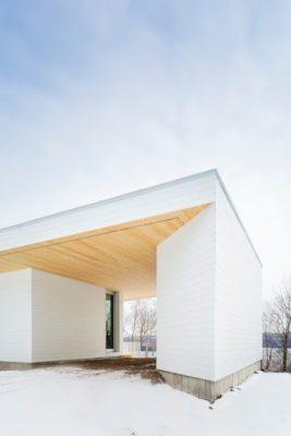 Résidence Le Nook par MU Architecture - Mansonville, Québec, Canada_05