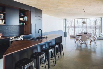 Résidence Le Nook par MU Architecture - Mansonville, Québec, Canada_06