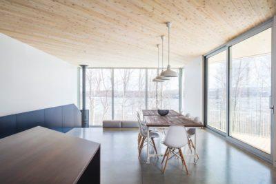 Résidence Le Nook par MU Architecture - Mansonville, Québec, Canada_07