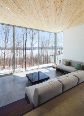 Résidence Le Nook par MU Architecture - Mansonville, Québec, Canada_09