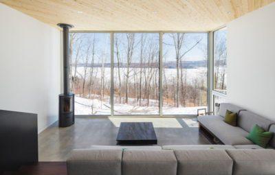 Résidence Le Nook par MU Architecture - Mansonville, Québec, Canada_10