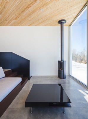 Résidence Le Nook par MU Architecture - Mansonville, Québec, Canada_15