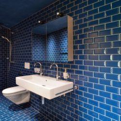 Salle de bains - House-Lendenmann par L3P Architekten - Regensberg, Suisse