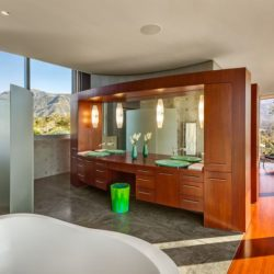 Salle de bains & armoires  - California-home  par nma-architects - Californie, USA