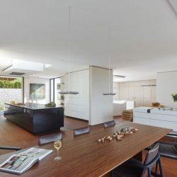 Salle séjour & cuisine - Home-Reutlingen par Alexander Brenner - Reutlingen,  Allemagne