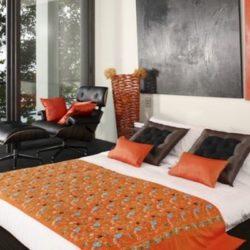 Troisième Chambre & accès terrasse balcon - Villa-Yin - iles Adaman (2)