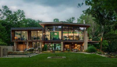 Cunius Residence par Paul Macht - Etats-Unis