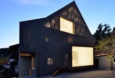 House-Lendenmann par L3P Architekten - Regensberg, Suisse