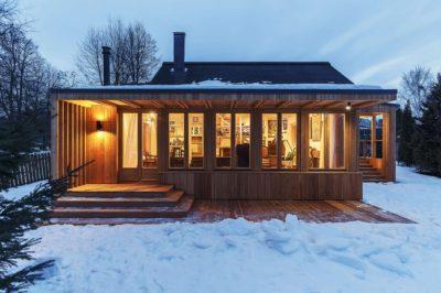House-Tarusa par Project905 - Tarusa, Russie