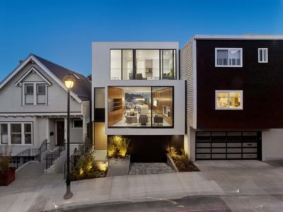 Laidley-Street-Residence par Michael Hennessey - San Francisco, USA