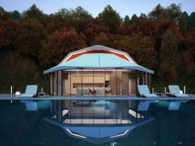 Shell-House par Lenz Architects - Almaty, Kazakhstan