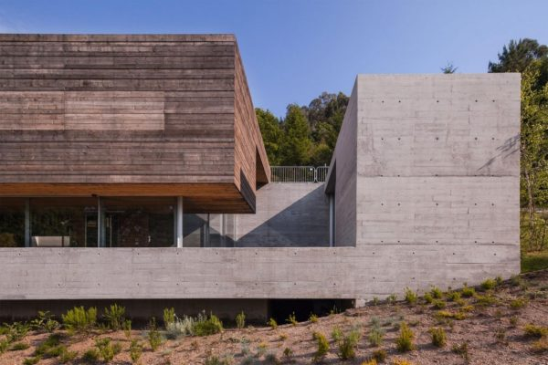 maison bois portugal