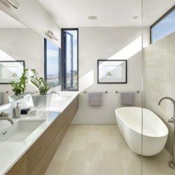 salle de bains - Laidley-Street-Residence par Michael Hennessey - San Francisco, USA