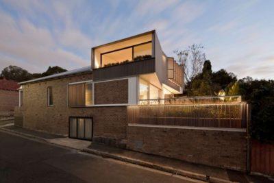 Balmain-House Benn & Penna Architects - Sydney, Australie