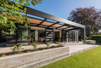 Bradnor-Road par Cymon Allfrey Architects - Fendalton, Nouvelle-Zelande