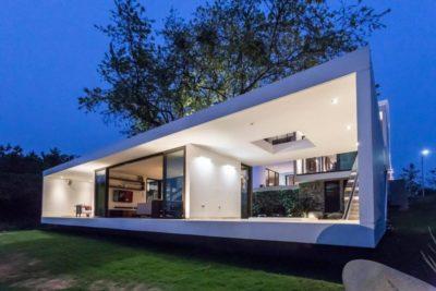 Casa-Guazuma par Alberto-Zavala - Tabasco, Mexique
