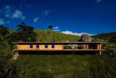 Catucaba-Farm par Studio MK27 - Catucaba, Brazil