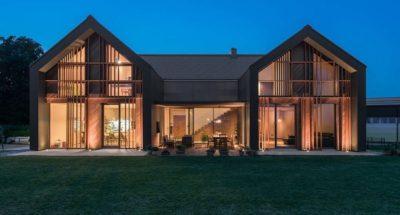 Family-Villa-XL - Sono-Arhitekti - Slovenie