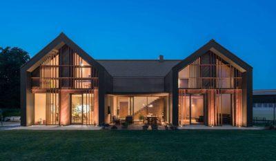 Une - - Family-Villa-XL - Sono-Arhitekti - Slovenie