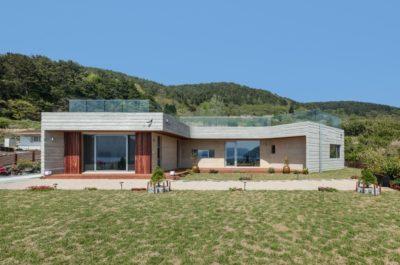 House-Dongmang par 2m2 architects - Geoje, Coree du Sud