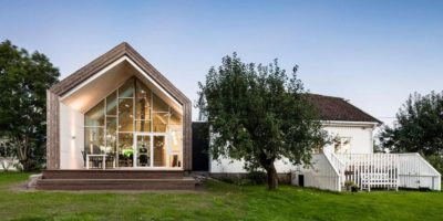 Residence-Sellebakk par Link Arkitektur - Sellebakk, Norvege