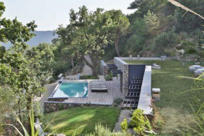 Villa-N par Giordano Hadamik Architects - Imperia, Italie