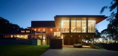 Home-Overlooks par Shaun Lockyer Architects - Queensland, Australie