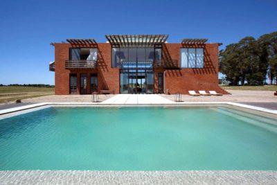 Grande piscine - Luna-Llena-House par Candida Tabet - Punta del Este, Uruguay