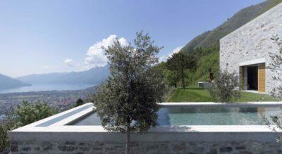 Building-Brione par Meuron Romeo - Minusio, Suisse