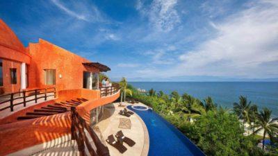 Casa Mariposa conçue par Arqflores - La Cruz de Huanacaxtle, Mexique