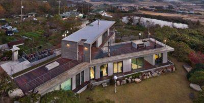 Y-House par ON Architecture - Ulsan, Coree du Sud