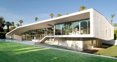 Desert Canopy House par Sander Architects - Palm Springs, USA